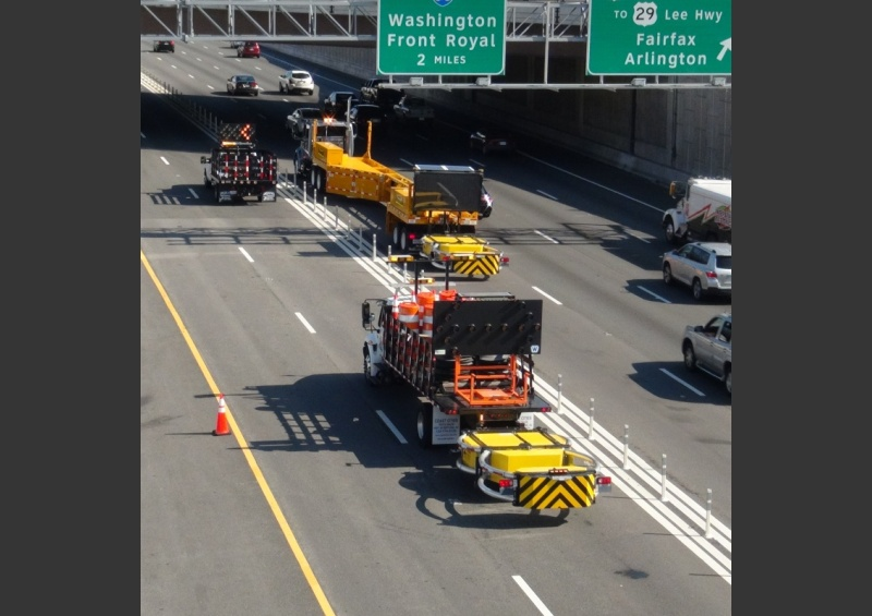 Capital Beltway I-495 Express Lanes Maintenance